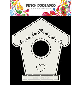 Dutch Doobadoo Dutch Card Art Birdhouse A5