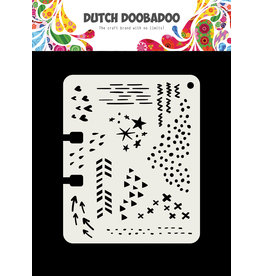 Dutch Doobadoo Dutch Mask Art Rollerdex Doodle Mix
