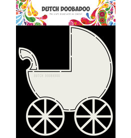 Dutch Doobadoo Dutch Card art Buggy 145 x 170mm