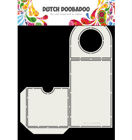 Dutch Doobadoo Dutch Fold Card Bottle label 207 x 256mm