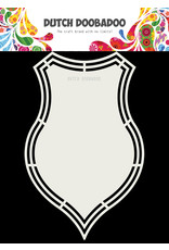 Dutch Doobadoo Dutch Shape Art Shield A5