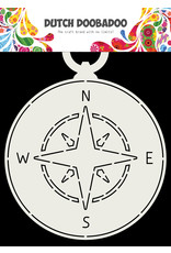 Dutch Doobadoo DDBD Card Art Compass 145x190mm