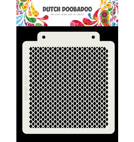 Dutch Doobadoo Dutch Mask Art Schubben 163x148mm