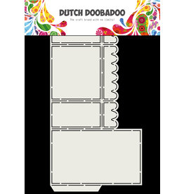 Dutch Doobadoo Dutch Box Art scallop A4