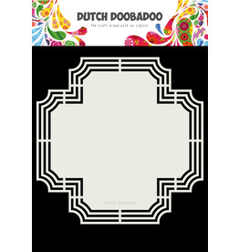 Dutch Doobadoo Dutch Shape Art cross 207x207mm