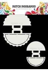 Dutch Doobadoo Dutch Shape Art 2x Clips 9x11cm