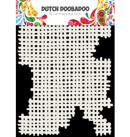 Dutch Doobadoo Dutch Mask Art Linnen A5