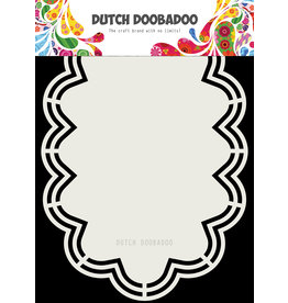 Dutch Doobadoo Dutch Shape Art A5 Cloud Amy
