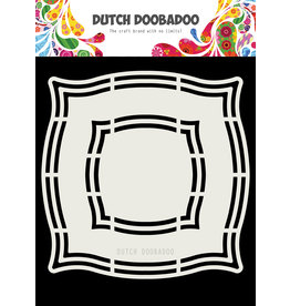 Dutch Doobadoo Dutch Shape Art 15x15cm Frame Elton