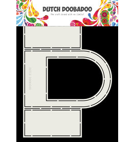 Dutch Doobadoo Dutch Card Art Window Rounded top 21 x 16 cm