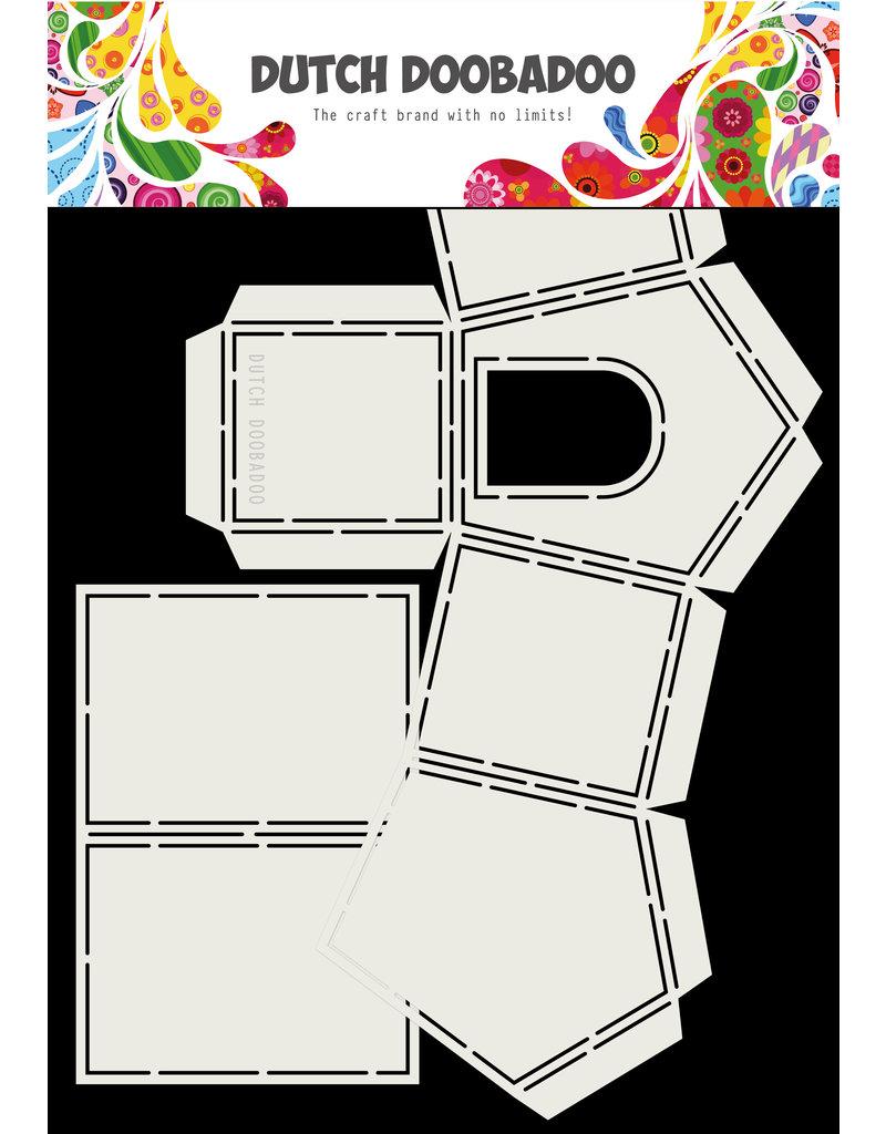 Dutch Doobadoo Dutch Card Art Doghouse 29 x 17 cm