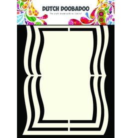 Dutch Doobadoo Dutch Shape Art A5 Book