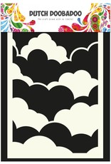 Dutch Doobadoo Dutch Mask Art A6 Clouds