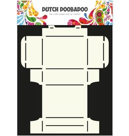 Dutch Doobadoo Dutch Box Art A4 Suitcase