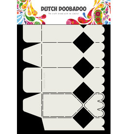 Dutch Doobadoo Dutch Box Art Candy Box A4