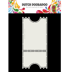 Dutch Doobadoo Dutch Card Art Ticketstub A5