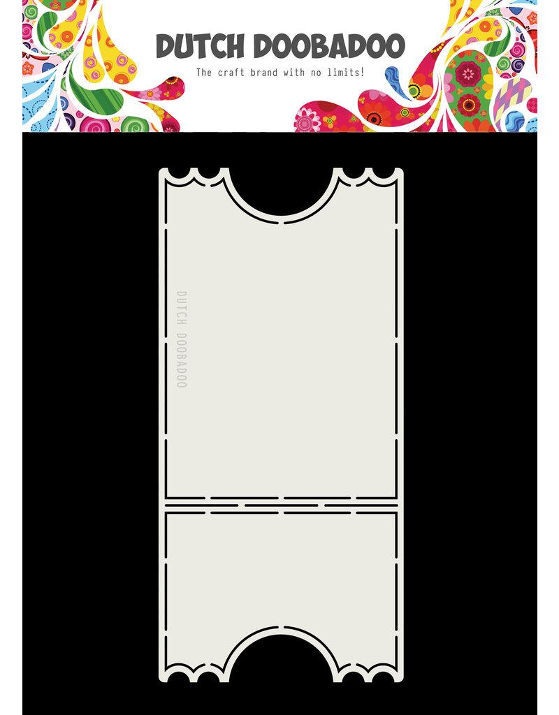 Dutch Doobadoo Dutch Card Art Ticketstub A5