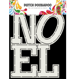 Dutch Doobadoo Dutch Card Art Noel A5
