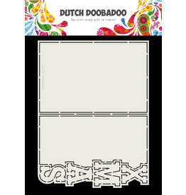 Dutch Doobadoo Dutch Card Art Xmas A5
