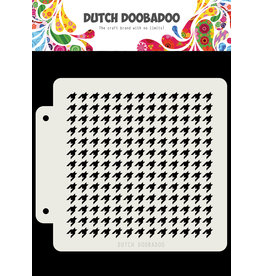 Dutch Doobadoo Dutch Mask Art Pepita 163x158mm