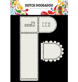 Dutch Doobadoo Dutch Card Art A4 Mailbox