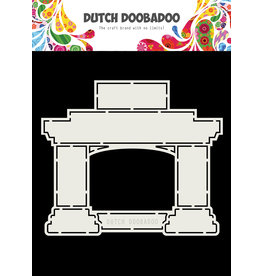 Dutch Doobadoo Dutch Card Art A5 Fireplace