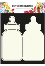 Dutch Doobadoo Dutch Card Art A4 Baby Bottle