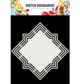Dutch Doobadoo DDBD Dutch Shape Art Lola 18x18cm