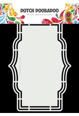Dutch Doobadoo DDBD Dutch Shape Art Lily A5