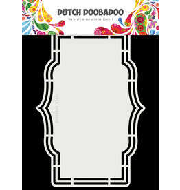 Dutch Doobadoo DDBD Dutch Shape Art Lily A5