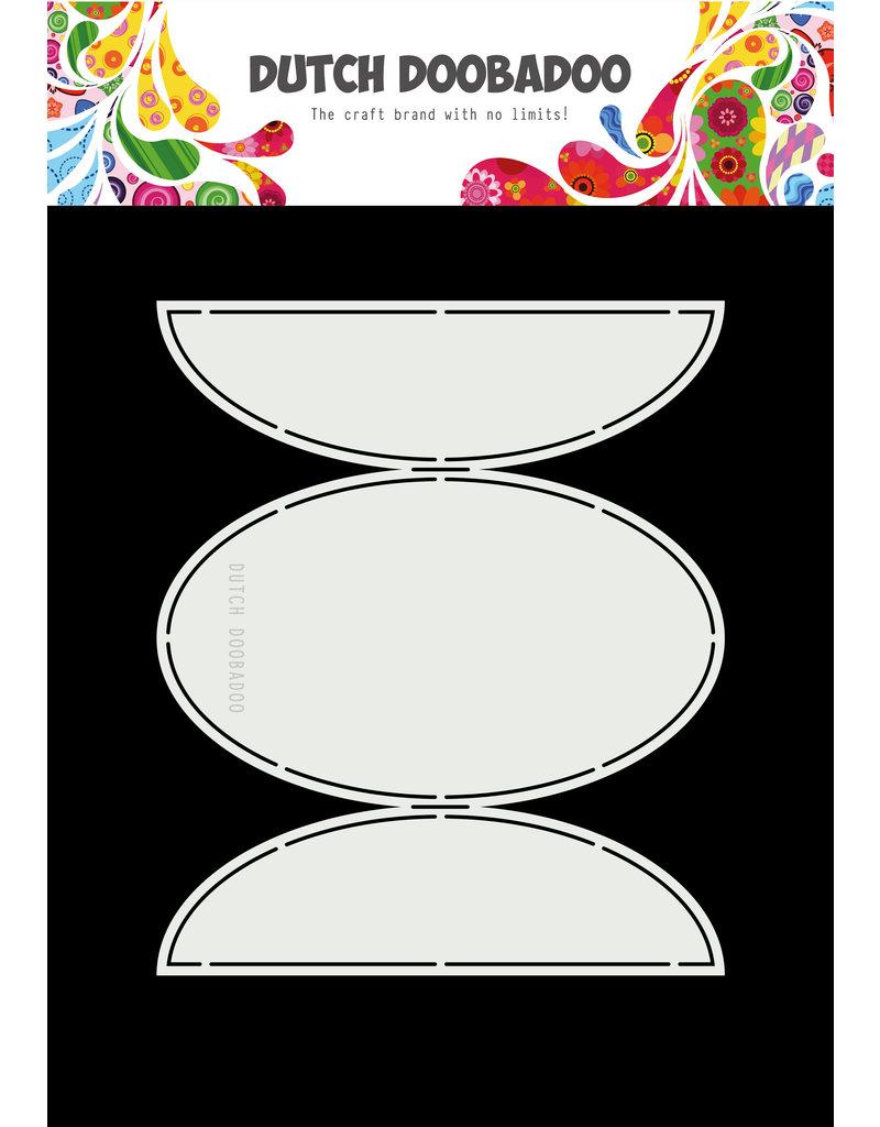 Dutch Doobadoo Dutch Swing Card art Oval flaps A5