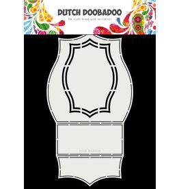 Dutch Doobadoo Dutch Swing Card art A4 Sapphire