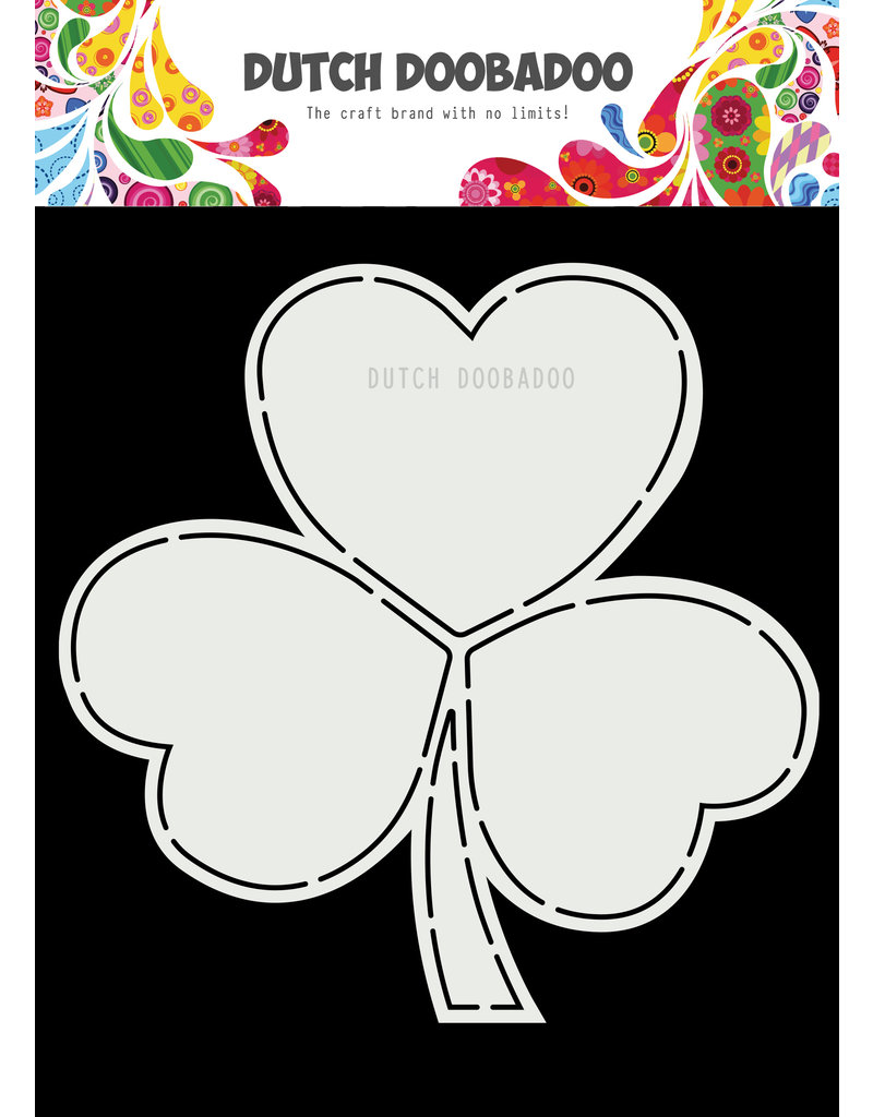 Dutch Doobadoo Dutch Card Art A5 Clover