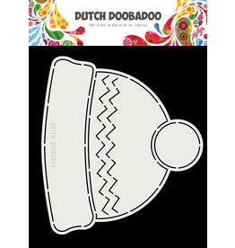 Dutch Doobadoo Dutch Card Art A5 Winter Hat