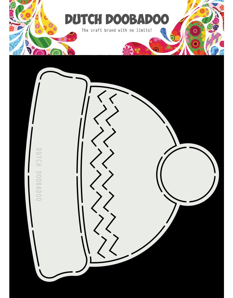 Dutch Doobadoo Dutch Card Art A5 Winter Hat
