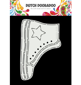 Dutch Doobadoo Dutch Card Art A5 Canvas Shoe