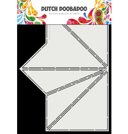 Dutch Doobadoo Dutch Card Art A4 Teepee