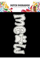 Dutch Doobadoo Dutch Card Art Meow A5