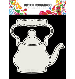 Dutch Doobadoo DDBD Card Art A4 Theepot