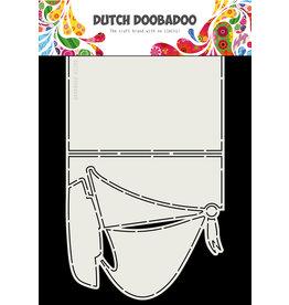 Dutch Doobadoo DDBD Card Art A4 Sail boot
