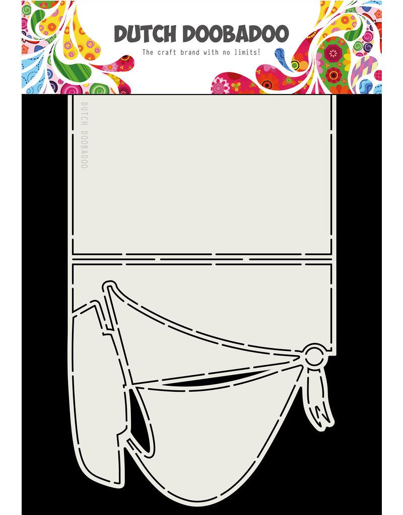 Dutch Doobadoo Dutch Card Art A4 Labels and Tags