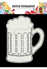 Dutch Doobadoo Dutch Card Art Beer glas A5