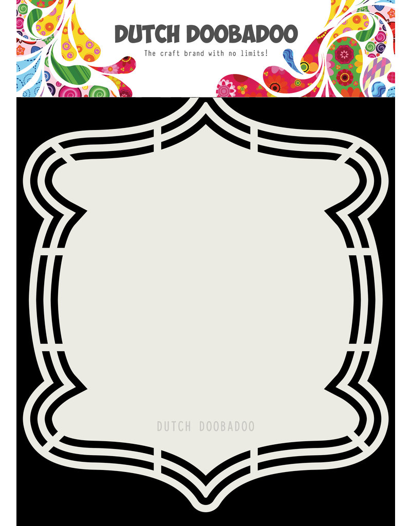 Dutch Doobadoo Dutch Shape Art Gabriella A5