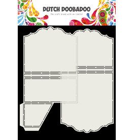 Dutch Doobadoo DDBD Card Art Mini Album met pocket A4