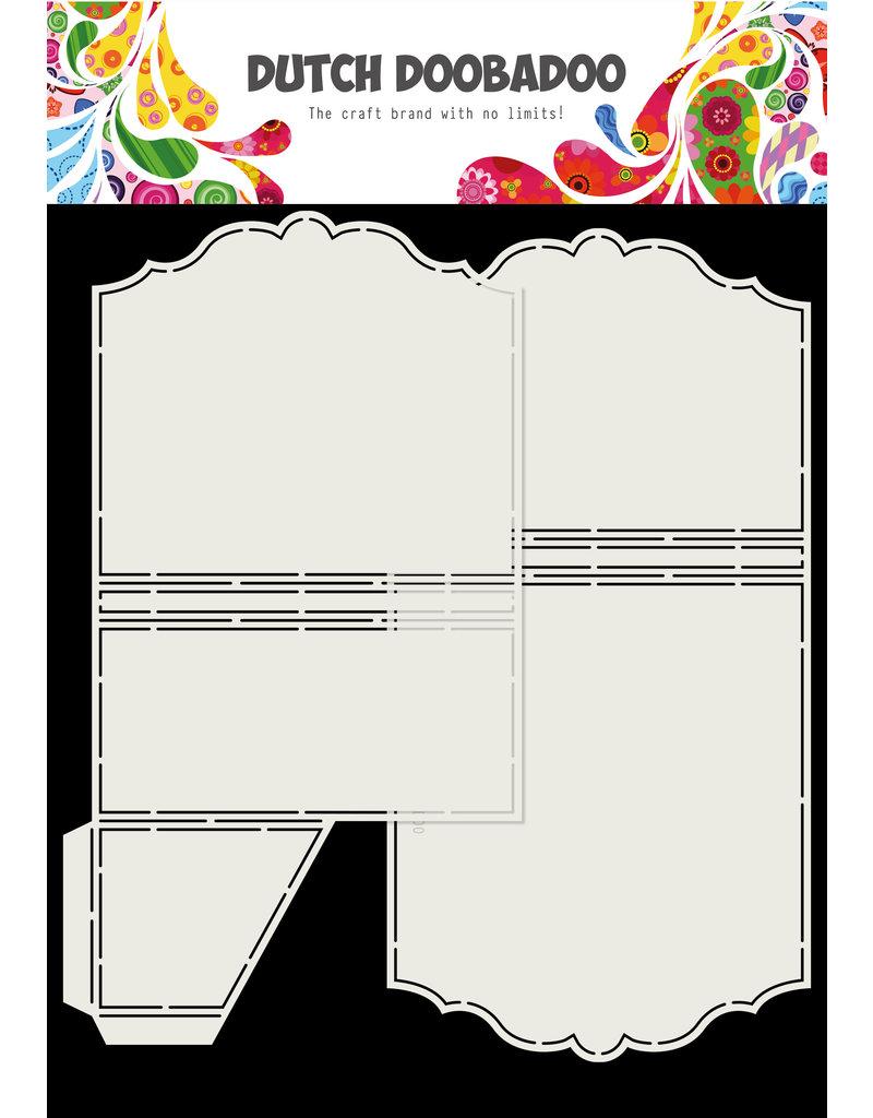 Dutch Doobadoo DDBD Card Art Mini Album  pocket A4