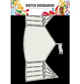 Dutch Doobadoo DDBD Card Art Circus tent A4