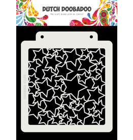 Dutch Doobadoo Dutch Mask Art Mask Art Stars 163x148