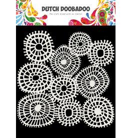 Dutch Doobadoo Dutch Mask Art Pepita 163x158mm - Copy - Copy - Copy - Copy - Copy