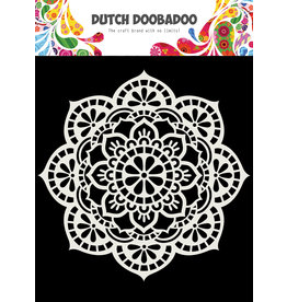 Dutch Doobadoo DDBD Mask Art 15 X 15 cm Mandala
