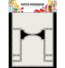 Dutch Doobadoo DDBD Card Art A4 Stepper label